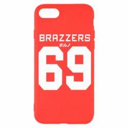 Чехол для iPhone 7 Brazzers 69