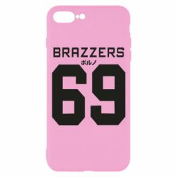 Чехол для iPhone 7 Plus Brazzers 69