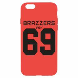 Чехол для iPhone 6/6S Brazzers 69