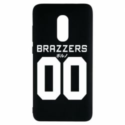 Чехол для Xiaomi Redmi Note 4 Brazzers and number