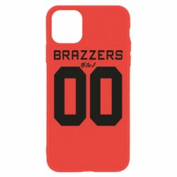 Чехол для iPhone 11 Brazzers and number