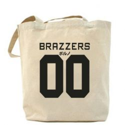Сумка Brazzers and number