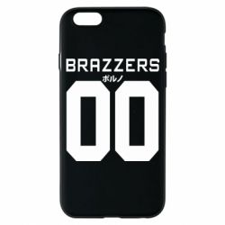 Чехол для iPhone 6/6S Brazzers and number