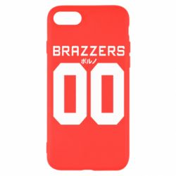 Чехол для iPhone 8 Brazzers and number