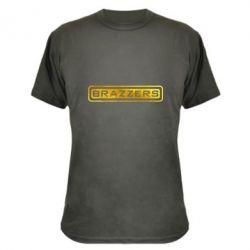 Камуфляжная футболка Brazzers logo Голограмма