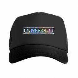 Кепка-тракер Brazzers logo Голограмма