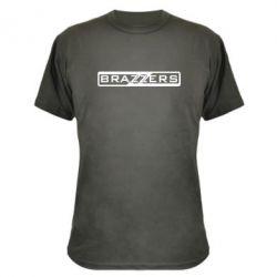 Камуфляжная футболка Brazzers Logo
