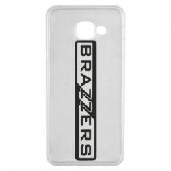 Чехол для Samsung A3 2016 Brazzers Logo