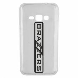 Чехол для Samsung J1 2016 Brazzers Logo