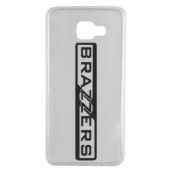Чехол для Samsung A7 2016 Brazzers Logo