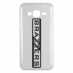 Чехол для Samsung J3 2016 Brazzers Logo