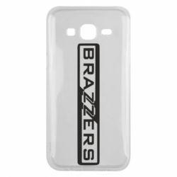Чехол для Samsung J5 2015 Brazzers Logo