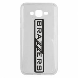 Чехол для Samsung J7 2015 Brazzers Logo