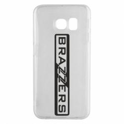 Чехол для Samsung S6 EDGE Brazzers Logo