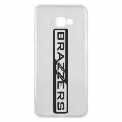 Чехол для Samsung J4 Plus 2018 Brazzers Logo