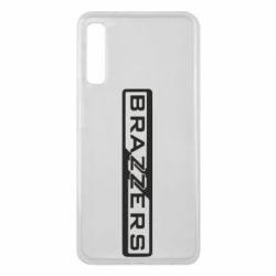 Чехол для Samsung A7 2018 Brazzers Logo