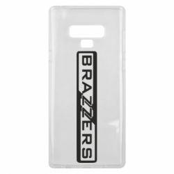Чехол для Samsung Note 9 Brazzers Logo