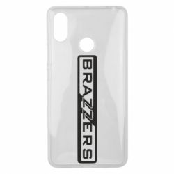 Чехол для Xiaomi Mi Max 3 Brazzers Logo