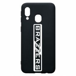 Чехол для Samsung A40 Brazzers Logo