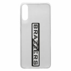 Чехол для Samsung A70 Brazzers Logo