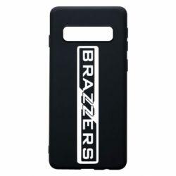 Чехол для Samsung S10 Brazzers Logo