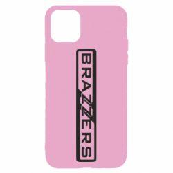 Чехол для iPhone 11 Brazzers Logo