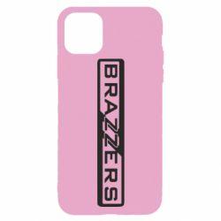 Чехол для iPhone 11 Pro Brazzers Logo