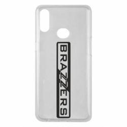 Чехол для Samsung A10s Brazzers Logo