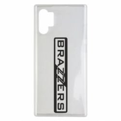 Чехол для Samsung Note 10 Plus Brazzers Logo
