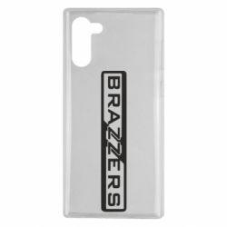 Чехол для Samsung Note 10 Brazzers Logo