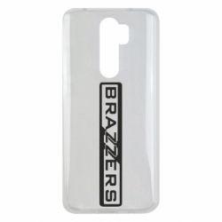Чехол для Xiaomi Redmi Note 8 Pro Brazzers Logo