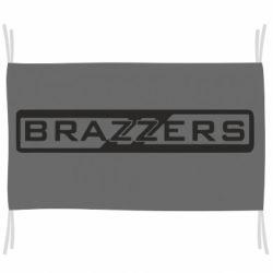 Флаг Brazzers Logo
