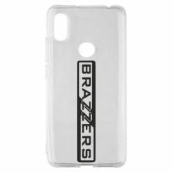 Чехол для Xiaomi Redmi S2 Brazzers Logo