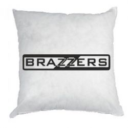 Подушка Brazzers Logo