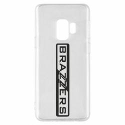 Чехол для Samsung S9 Brazzers Logo