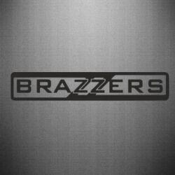 Наклейка Brazzers Logo