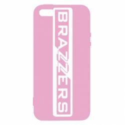 Чехол для iPhone5/5S/SE Brazzers Logo