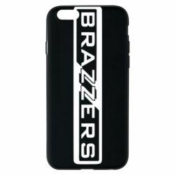 Чехол для iPhone 6/6S Brazzers Logo