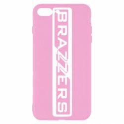 Чехол для iPhone 7 Plus Brazzers Logo