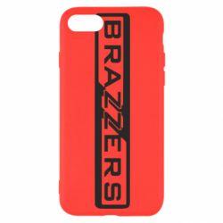 Чехол для iPhone 8 Brazzers Logo