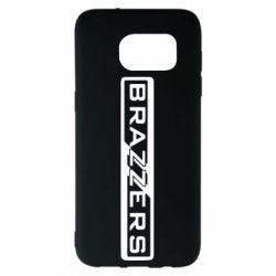 Чехол для Samsung S7 EDGE Brazzers Logo