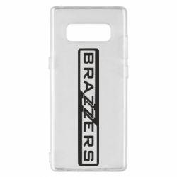 Чехол для Samsung Note 8 Brazzers Logo