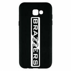 Чехол для Samsung A7 2017 Brazzers Logo