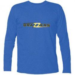 Футболка з довгим рукавом Brazzers new