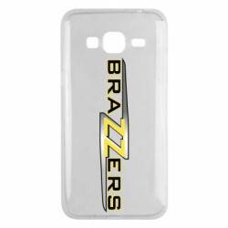 Чохол для Samsung J3 2016 Brazzers new