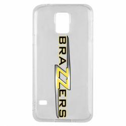 Чохол для Samsung S5 Brazzers new