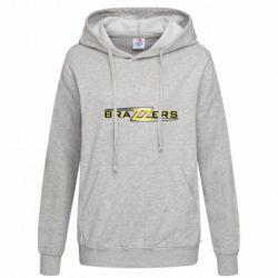 Толстовка жіноча Brazzers new