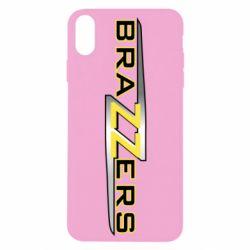 Чохол для iPhone Xs Max Brazzers new