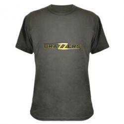 Камуфляжна футболка Brazzers new