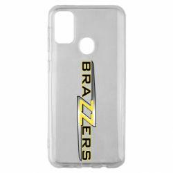 Чохол для Samsung M30s Brazzers new
